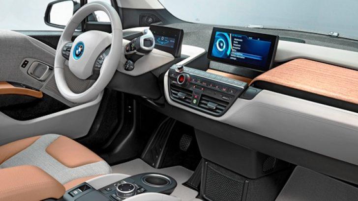 BMW i3 Ödüle Doymuyor!