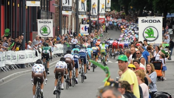 Skoda, Fransa Bisiklet Turu'na  11. kez Sponsor Oldu