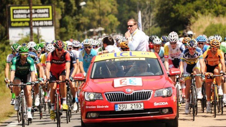 SKODA, Tour de France'ın sponsoru