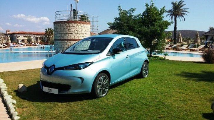 Elektrikli Renault ZOE