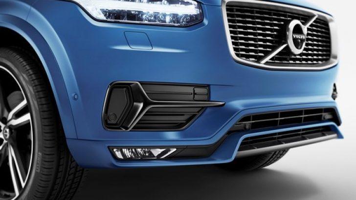 Volvo Cars Yeni XC90 R-Design'ı Ortaya Çıkarıyor