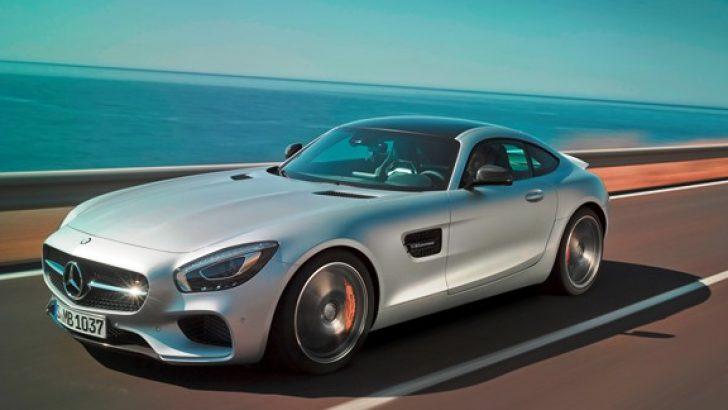 Süper spor Mercedes-AMG GT