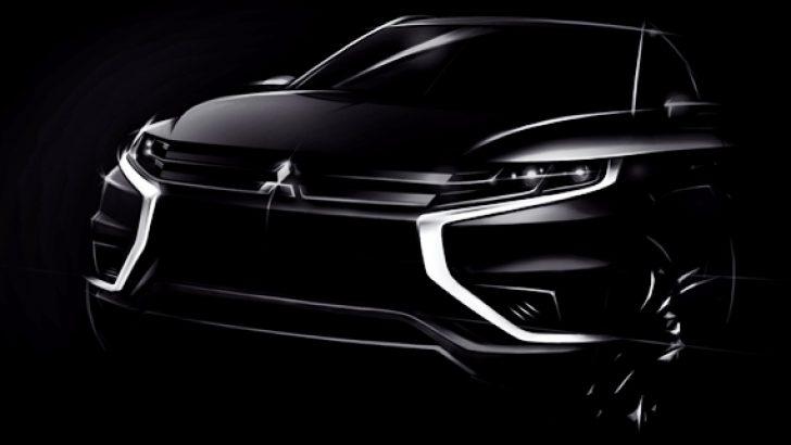Mitsubishi Konsept PHEV ve yeni Outlander