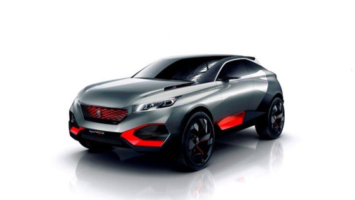 QUARTZ: Peugeot'nun SUV konsepti