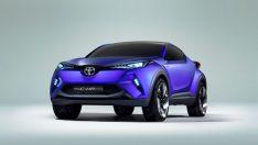 Toyota, Yeni C-HR Konsepti ile Paris Motor Show'da