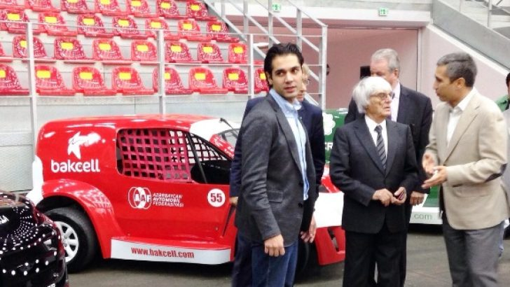 Ecclestone TÜRKİYE'den F1 Adına umudunu kesti. VOLKICAR' ı inceledi