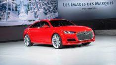 Audi'nin sportif ikonu TT yeniden tasarlandı; 400 Hp'lik Sportback konsepti ile Audi TT Paris Fuarı'nda