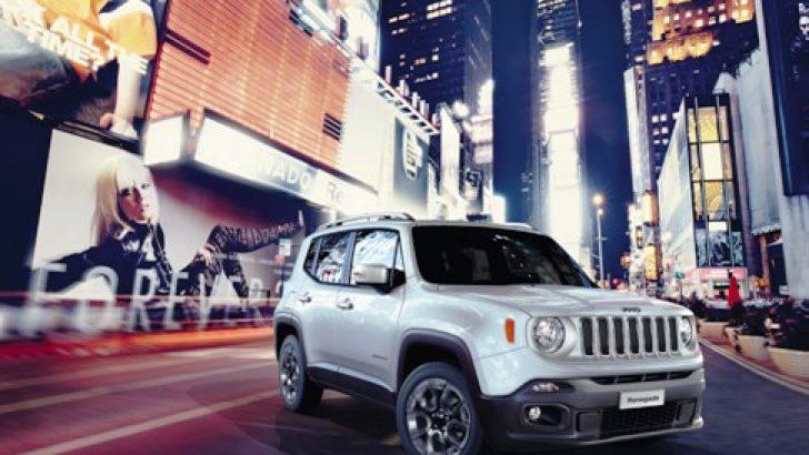"""En Yetenekli Küçük SUV """"Jeep®Renegade"""" TÜRKİYE'de"""