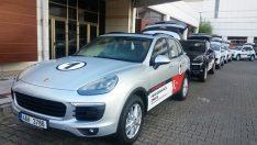 Yeni Porsche Cayenne S ile Karadeniz'den Hazar Denizi'ne