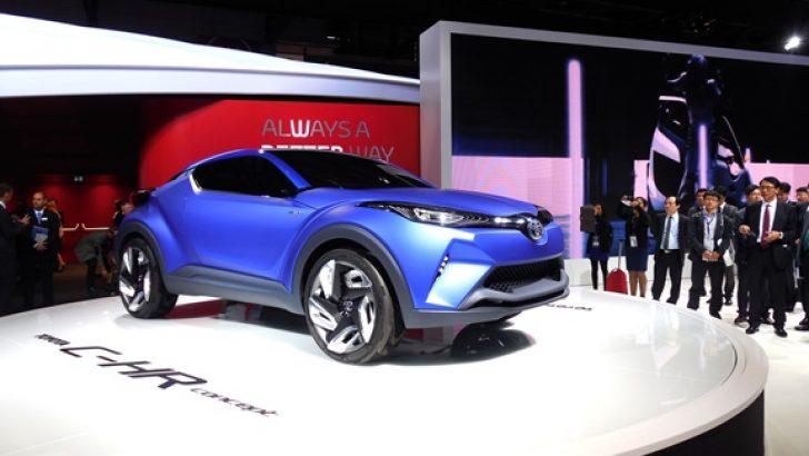 """Toyota'nın Paris Motor Show'daki Konsepti """"Sürdürülebilir Ulaşım"""""""