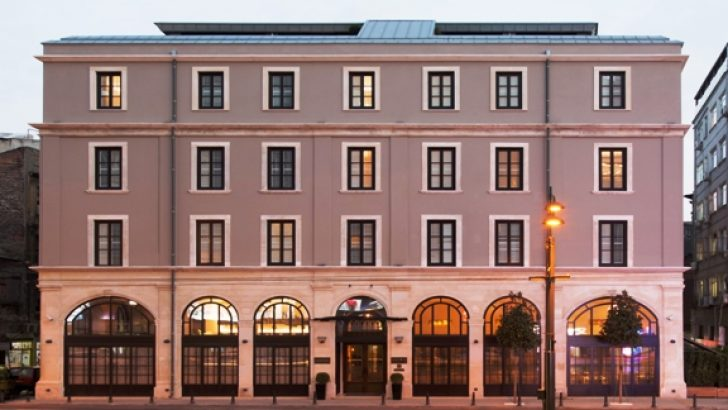 MORGANS Otel, Karaköy'de