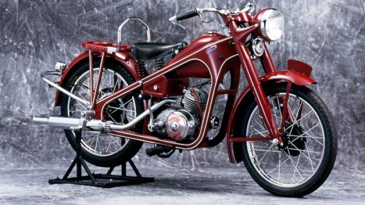 300 milyonuncu Honda Motosiklet yola çıktı