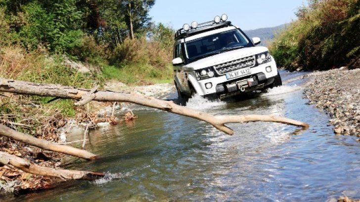 NG Sapanca'da Land Rover Experience ile heyecan dolu bir hafta sonu