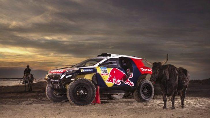 Red Bull ve TOTAL, DAKAR'a geri dönüyor