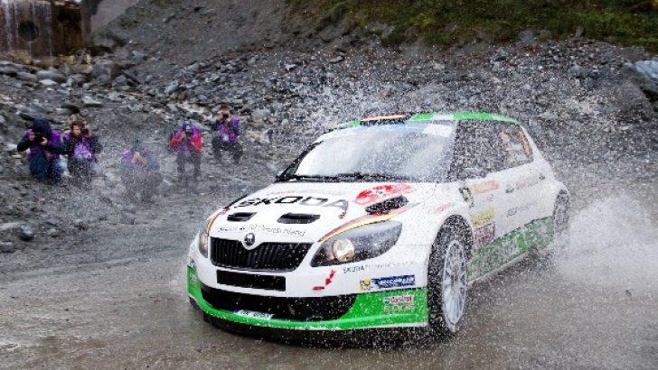 Rallye International du Valais'de SKODA kazandı