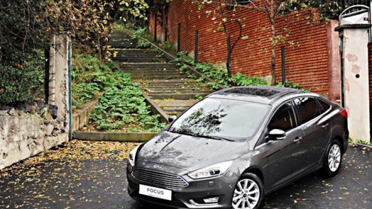 Dünyanın en çok satan otomobili: FORD Focus