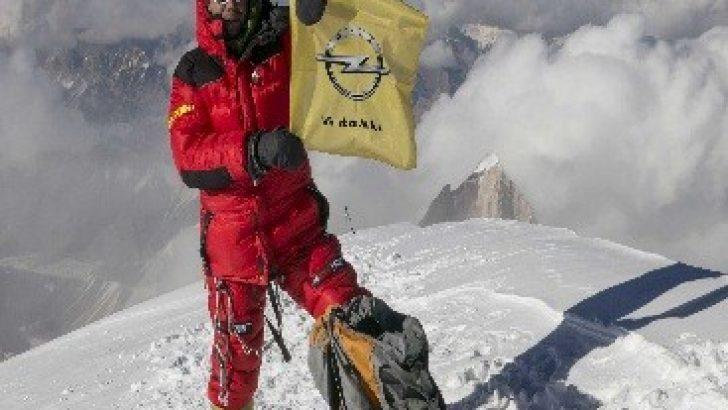 OPEL K2'nin Zirvesinde