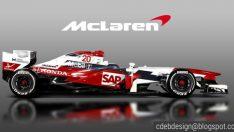HONDA, Formula 1'e McLaren ile Döndü