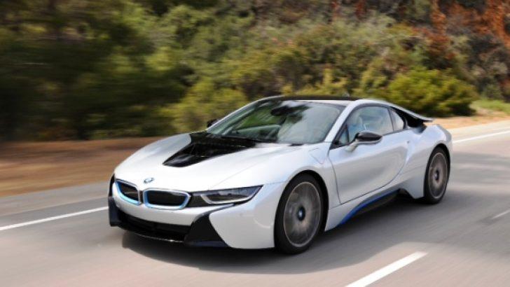Yılın Otomobili BMW i8!