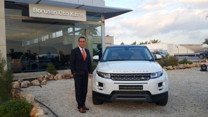 Borusan Oto Kıbrıs'ta Range Rover Fashion Show