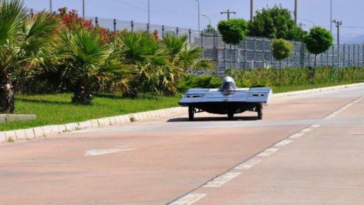 Güneş arabası yeni sahibini arıyor
