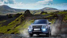 Mitsubishi Motors 3 milyonuncu Pajero'nun gururunu yaşıyor!