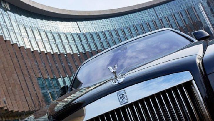 Rolls-Royce Ghost II Serisi ilk kez Türkiye yollarında