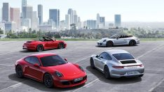 Yeni Porsche 911 Carrera GTS