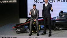 McLaren-Honda sezona hazır