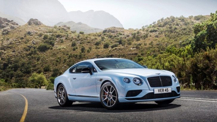 Bentley Motors, Continental GT