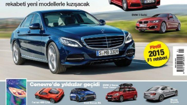 Dünyanın bir Numaralı Otomobil Dergisi auto motor & sport Türkiye'de,
