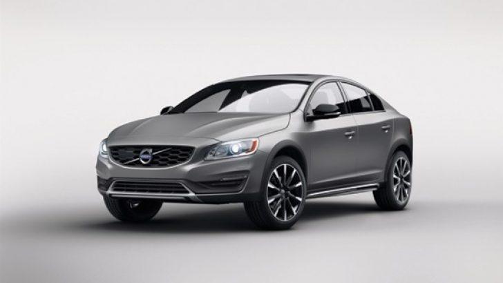Volvo, Cross Country markasını sedan dünyasına getiriyor