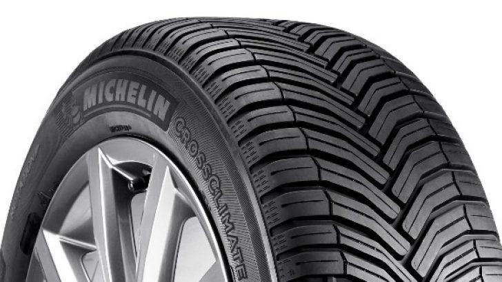 Michelin CrossClimate  Mayıs'ta yollarda