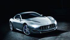 Maserati Alfieri'ye 2014'ün En İyi Konsept Otomobili Ödülü!