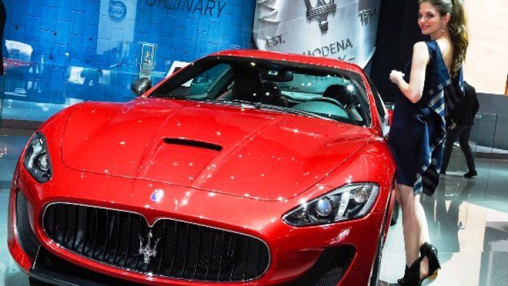Maserati en seçkin modelleriyle  Cenevre Otomobil Fuarı'nda…