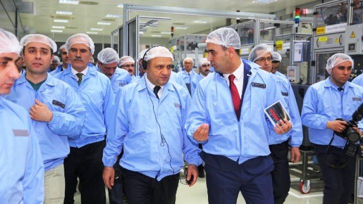 Bosch, Fren Sistemleri Yeni Fabrikası'nı Bursa Organize Sanayi Bölgesi'nde açtı