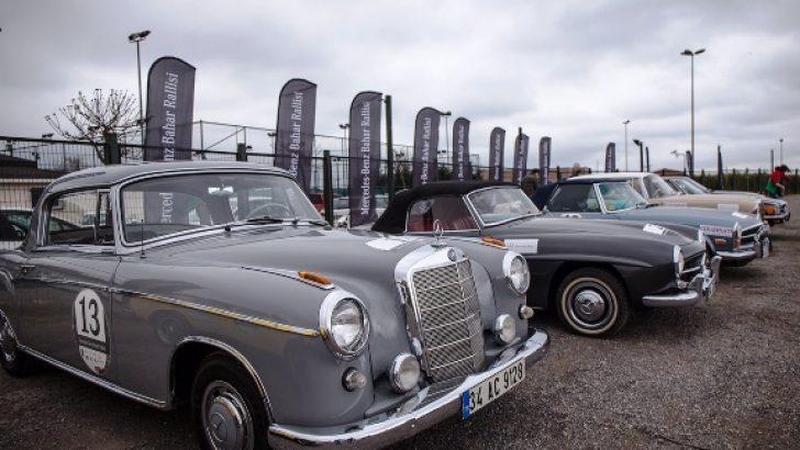 """""""Mercedes-Benz Bahar Rallisi""""nde ödüller sahiplerini buldu"""