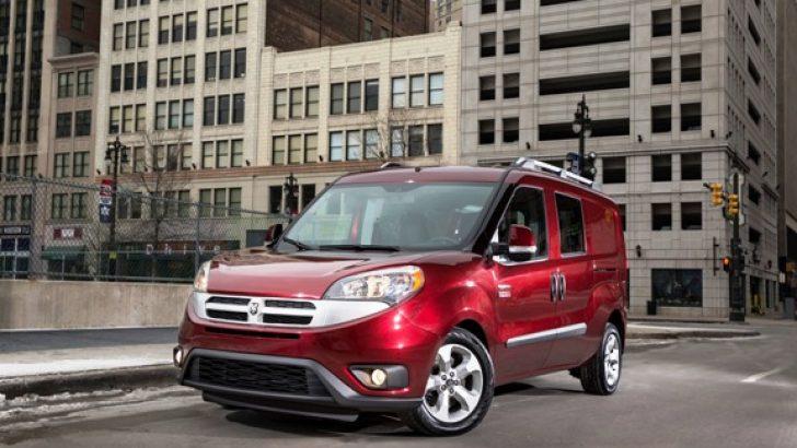 Yeni Fiat Doblò Amerika'ya ısınıyor!