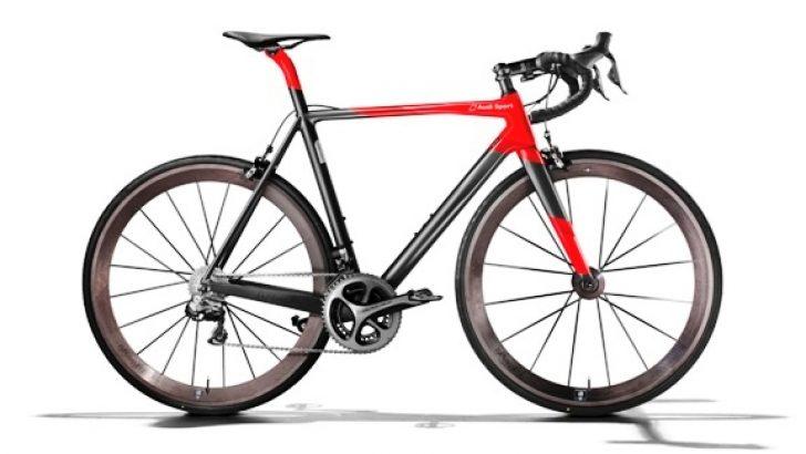 AUDI, bisiklet