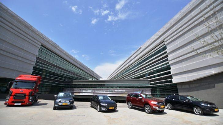 FORD, Türkiye'nin en büyük Ar-Ge Merkezi