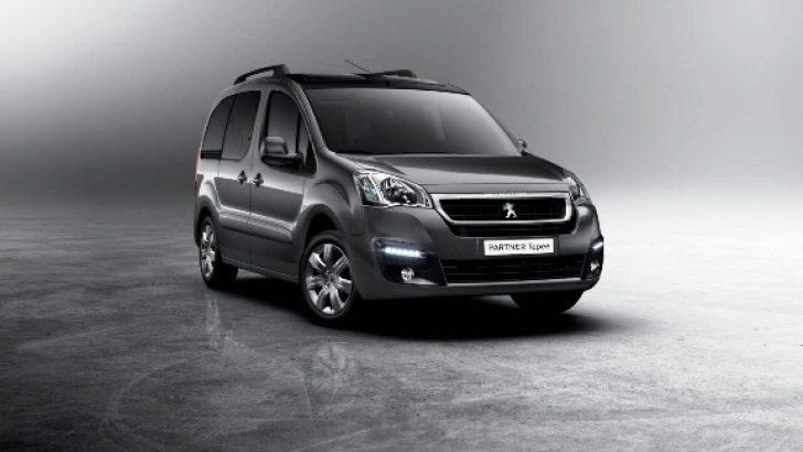 Yeni Peugeot Partner Tepee ve Partner Van :