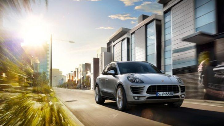 Porsche Macan 2.0 Türkiye'de!
