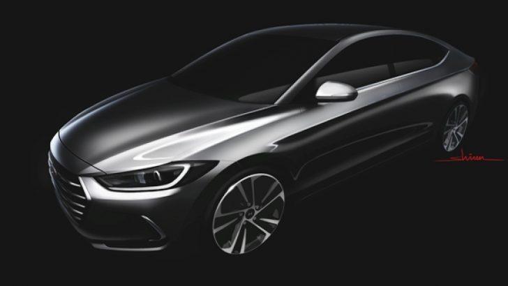 Yeni Hyundai Elentra'nın ip ucu