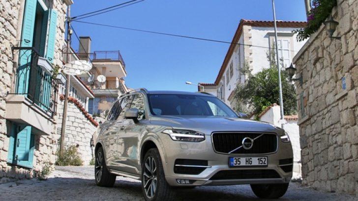 Yeni Volvo XC90 Türkiye'de!