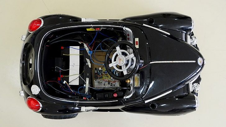 Kazada Takla Atmayı Önleyen Sistem Yapıldı