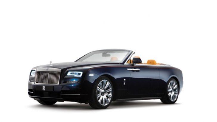 En Seksi Rolls-Royce