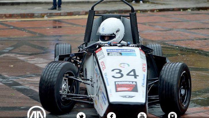 Yerli Formula Aracı: Y TR-02