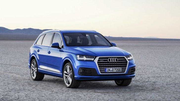 Audi Q7'nin güvenliğine Euro NCAP'ten 5 yıldız
