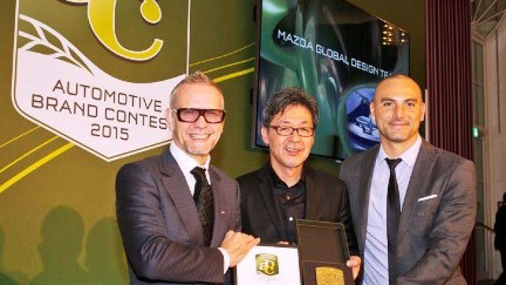 MAZDA Tasarımcıları 3 ödül aldı