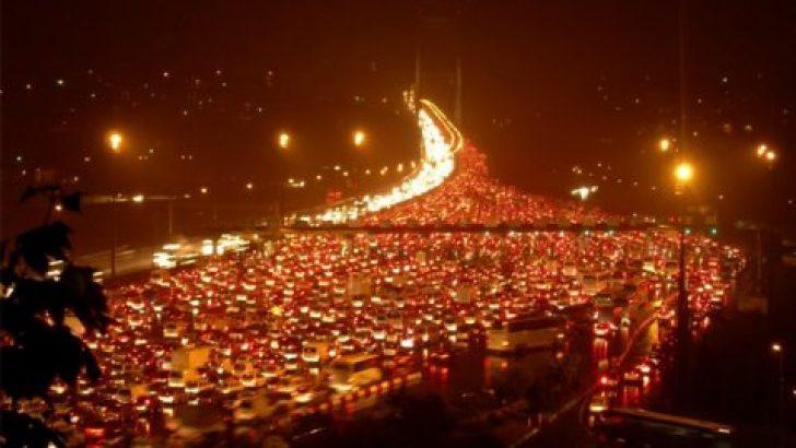 Türkiye'de 19.5 milyon araç var